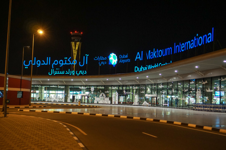 Dubai Al Maktoum International (DWC) Airport