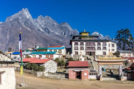 Everest base camp hike - trekking