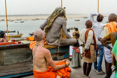 Puja on the River Ganges