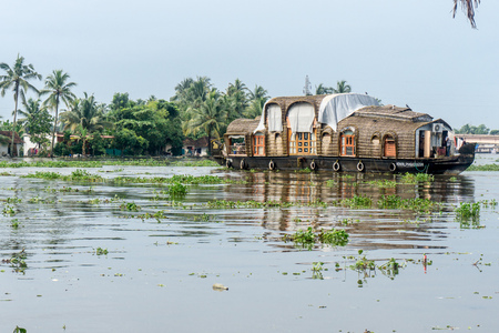 Another houseboat