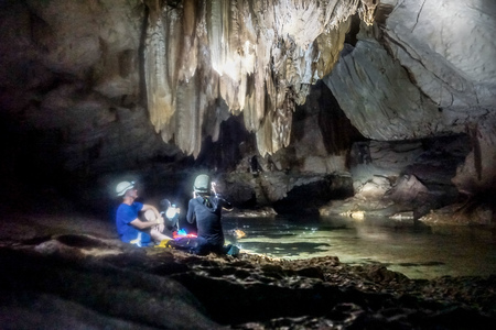 Mulu National Park - Clearwater Cave