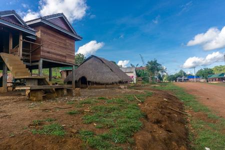 18km hike to a Bunung Village in Cambodia - Bunung Village