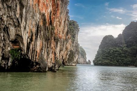 Phuket, Thailand - 2 Seas Canoe Tour
