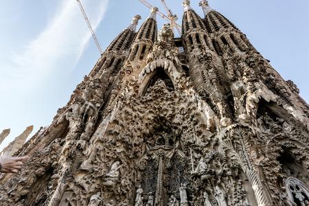 Sagrada Familia Church by Gaudi