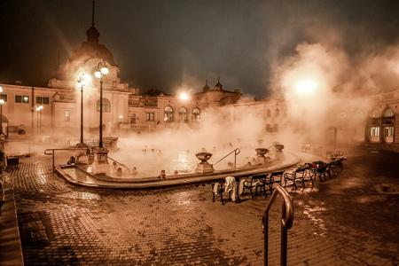 Sz�chenyi Thermal Bath
