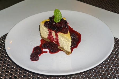 Ao Nang, Krabi, Thailand - Cheese Cake