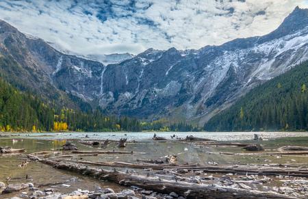 Avalanche Lake Loop in Glacier National Park in Montana