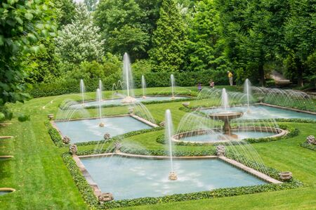 Longwood Gardens and Fountains