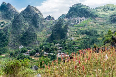 Dong Van (Ha Giang) Vietnam - Trekking restricted northern region, landscape