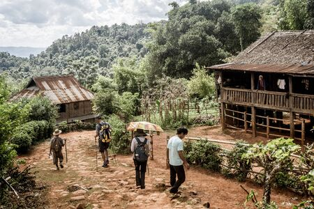 Hsipaw 3-day Hike to Shan Villages - hiking