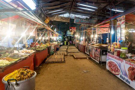 Koh Lanta, Thailand - carnival/market Editorial