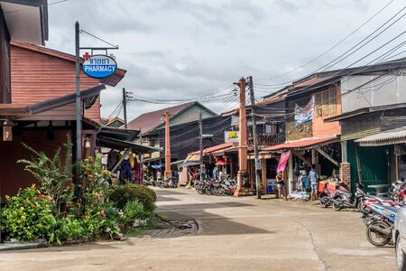 Koh Lanta, Thailand - Old Town
