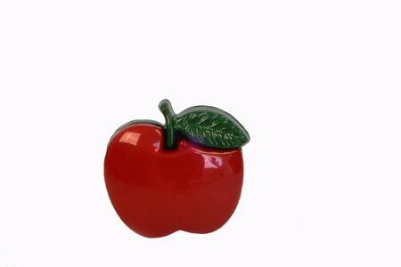 Apple button Reklamní fotografie