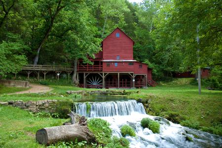 Hodgson Mill in Ozark County Missouri.