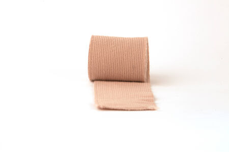A bandage isolated on a white