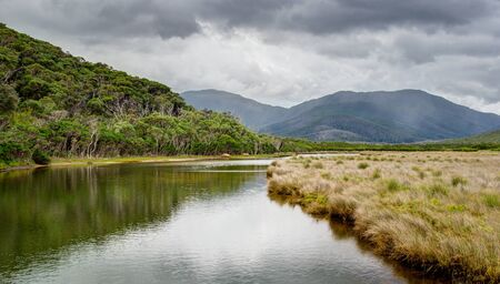 wilson: Tidal River in Wilsons Promontory National Park, Victoria, Australia