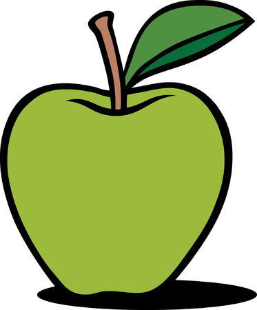 granny smith apple: Granny Smith Apple
