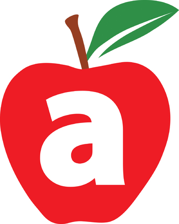 granny smith apple: a for Apple