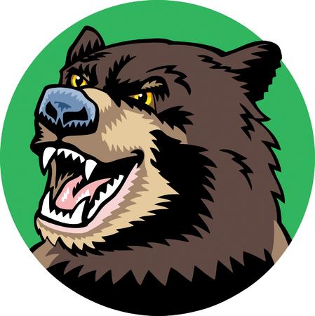 Bear Stock Vector - 23717426