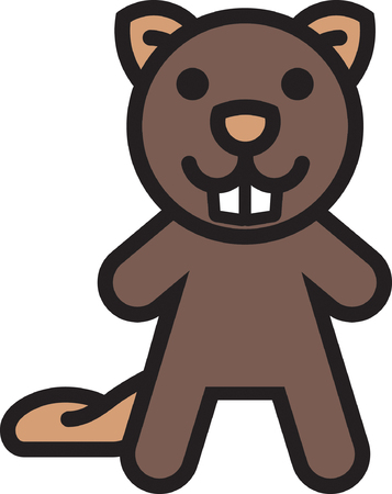 traits: Beaver