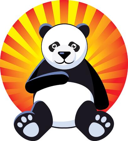 shape cub: Panda