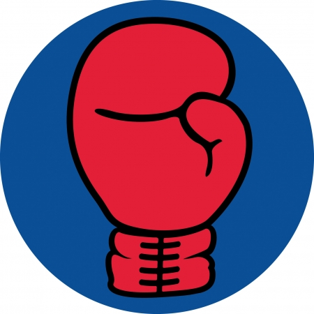 boxing glove: Boxing GLove Illustration