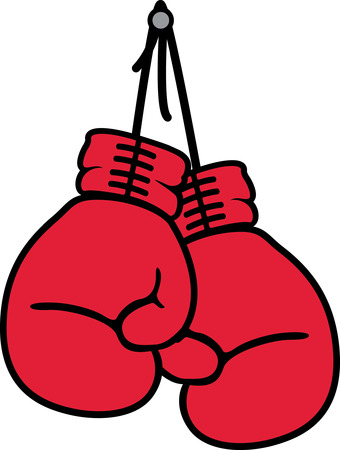 13 631 boxing glove stock illustrations cliparts and royalty free rh 123rf com 3d boxing gloves clipart free clipart boxing gloves