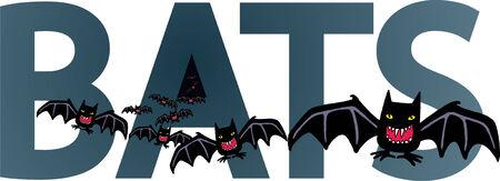 Bat Word Vector