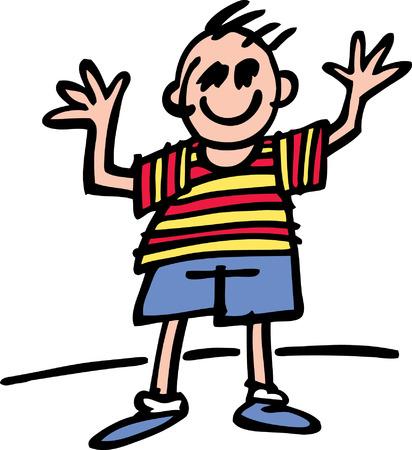 pre adolescent child: Child
