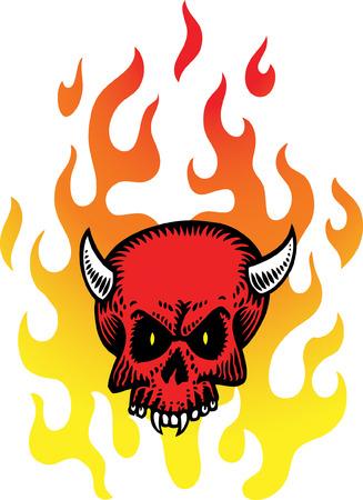 Devil Stock Vector - 24107164