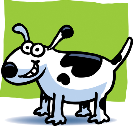 lap dog: Cane