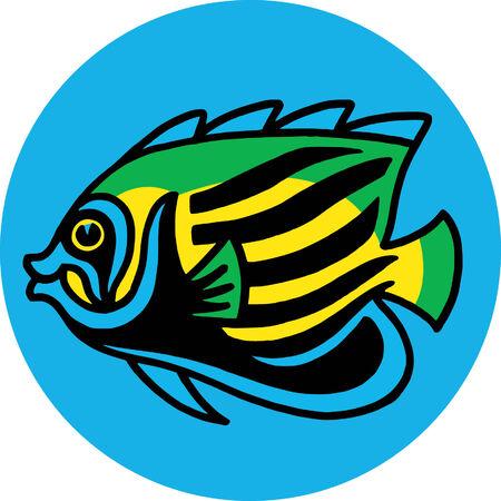 Fish Stock Vector - 24304678