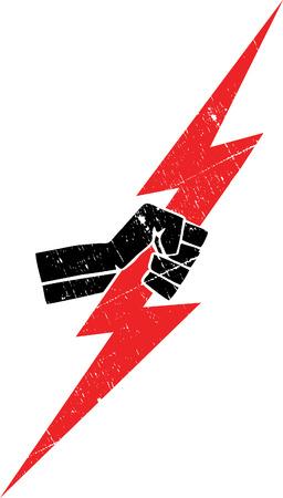 blitz symbol: Lightning Bolt Illustration