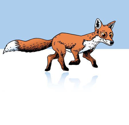 Fox Stock Vector - 24305343