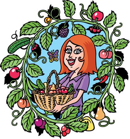 vine pear: Gardener