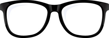 rayos uv: Gafas de sol Vectores