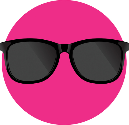 Mr Sunglasses Vector