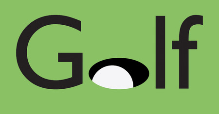 Golf Word Vector