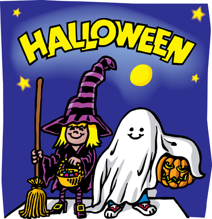 Halloween Stock Vector - 24305807