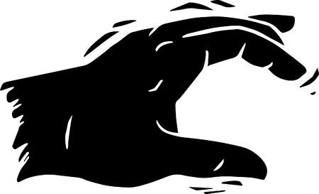 grabbing: Hand
