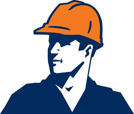 Contractor Guy Stock Vector - 24305854