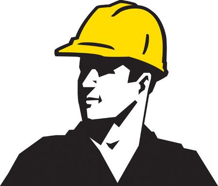 Contractor Guy Stock Vector - 24305851