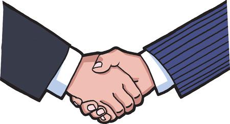 employment issues: Handshake