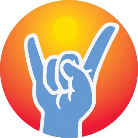 raise the thumb: Hand Signal