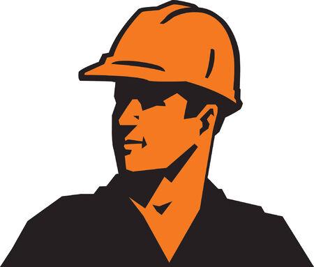 Construction Guy Stock Vector - 24305993