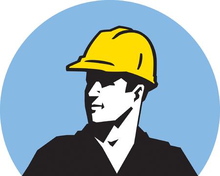Contractor Guy Stock Vector - 24306001