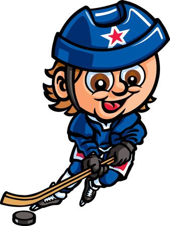 character traits: Ice Hockey