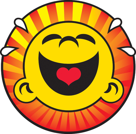 Happy Face Stock Vector - 24304700