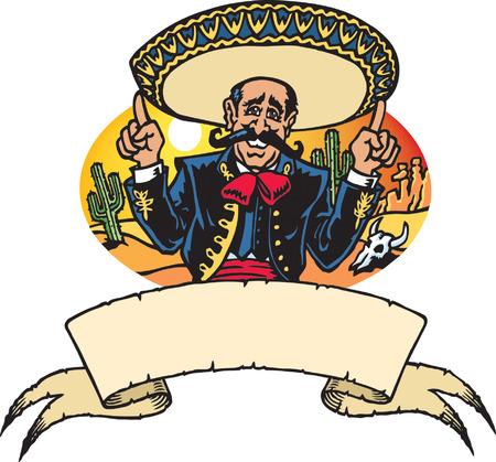 traits: Mexican Man