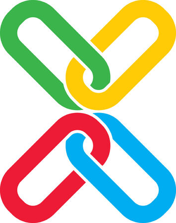 chain link: Links